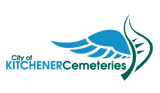 Kitchener Cemeteries's print logo